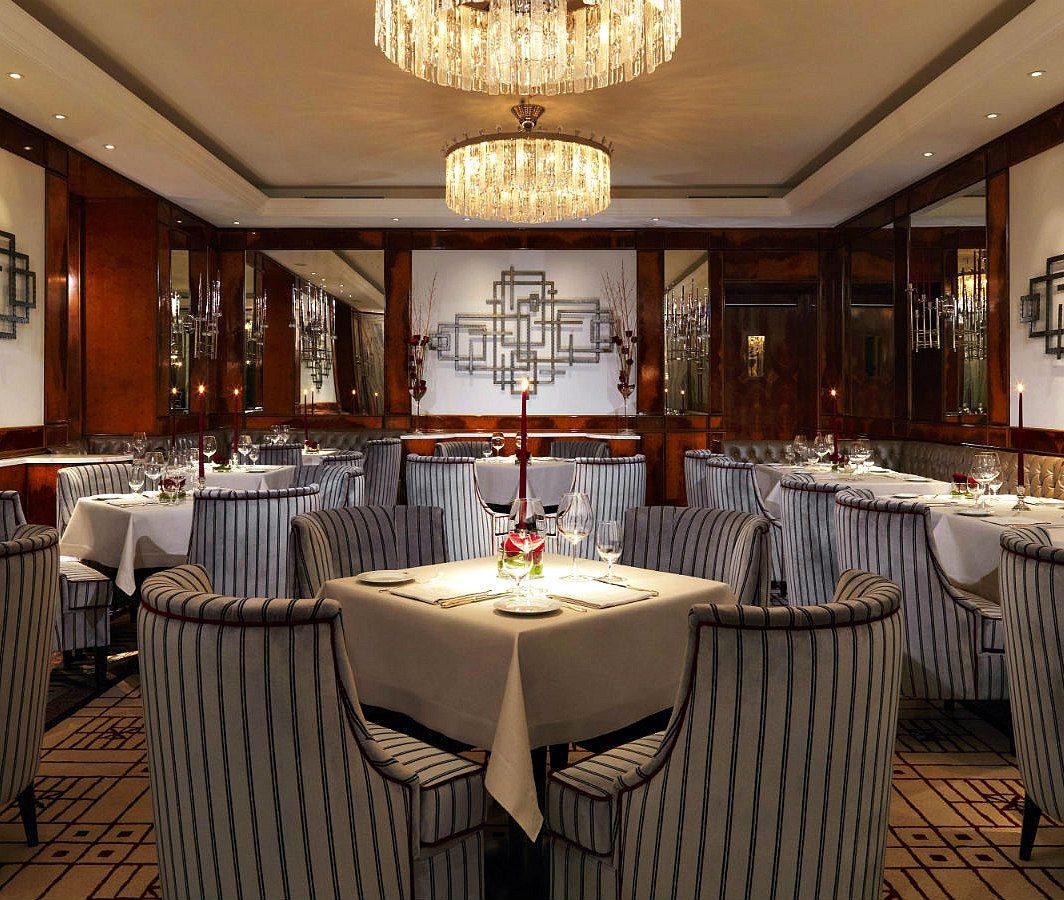 Michelin star restaurants Vienna: OPUS