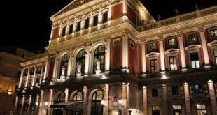 Things to do in Vienna April: Wiener Musikverein