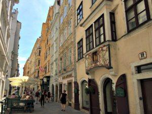 Old Vienna Walk: Naglergasse