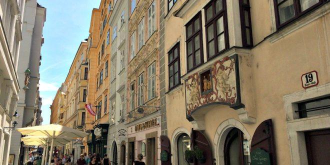 Vienna Pictures: Naglergasse