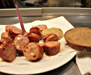 Vienna sausage: Kaesekrainer