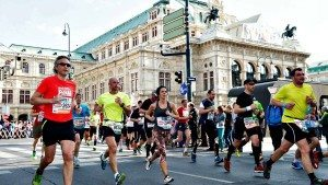 Things to do in Vienna April: Marathon