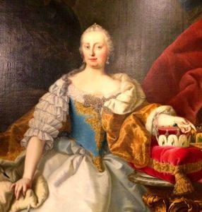 Things to do in Vienna April: Empress Maria Theresia exhibition