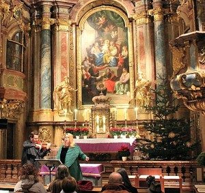 things to do in Vienna December: christmas concert