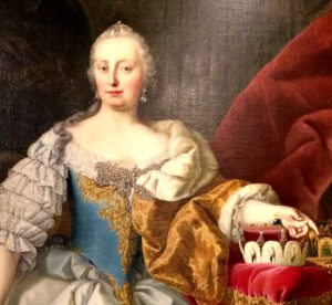 Things to do in Vienna February: Maria Theresia exhibition