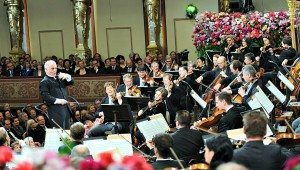 Things to do in Vienna January: New Year's Concert