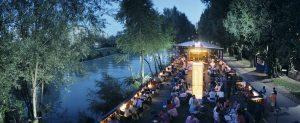 Vienna Danube Canal : Summerstage
