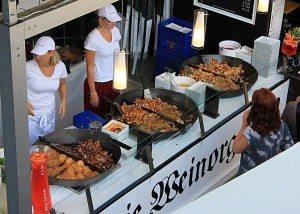things to do in Vienna July : Rathausplatz festival
