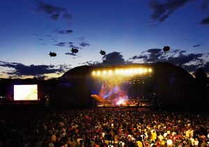 Things to do in Vienna June : Danube Island Festival