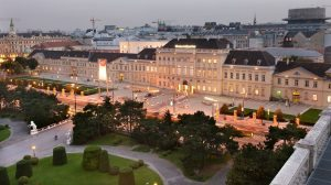 What is Vienna famous for: Museumsquartier