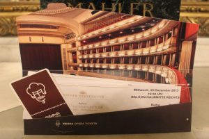 Booking Vienna opera tickets: A&A tickets