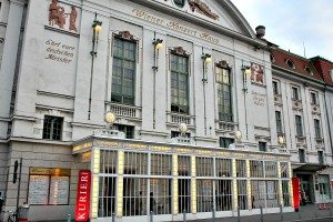 Things to do in Vienna January: Konzerthaus