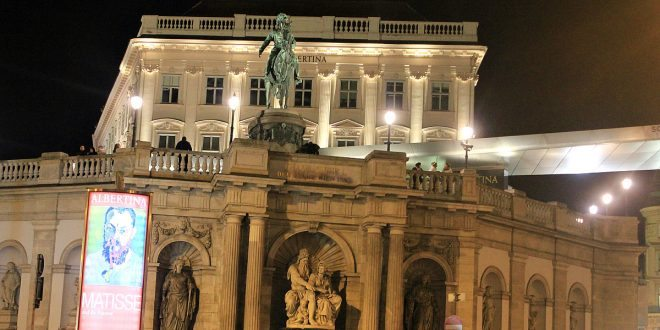 Things to do in Vienna October: Albertina Museum