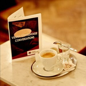 Things to do in Vienna October: Vienna Coffeehouse Conversations
