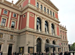 Things to do in Vienna October: Musikverein
