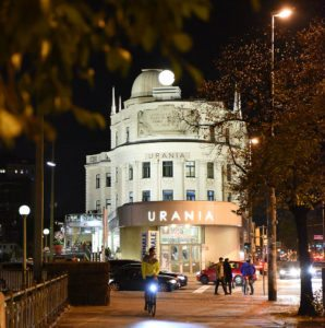 Things to do in Vienna October: Urania
