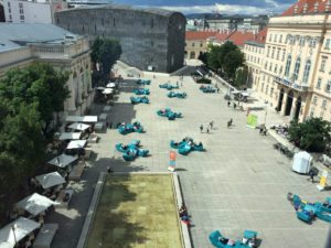 things to do in Vienna September: Museum Quarter