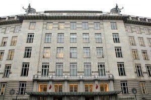Vienna 1900: Austrian Postal Savings Bank
