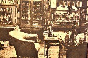 Vienna 1900: photo at Sigmund Freud Museum