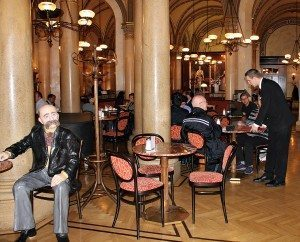 Vienna 1900: Cafe Central
