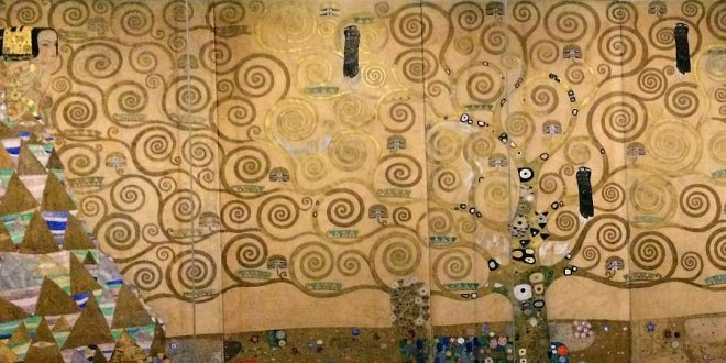 Vienna Art: Tree of Life, Gustav Klimt