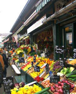 Wien Sehenswürdigkeiten: Naschmarkt