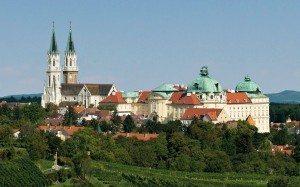 Vienna attractions: Klosterneuburg abbey
