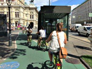 Vienna bike tour: Ringstrasse