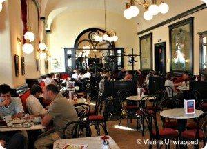 Vienna Coffee Houses: Griensteidl