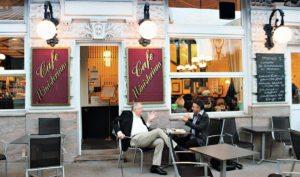 Vienna Coffeehouse Conversations: Cafe Ministerium