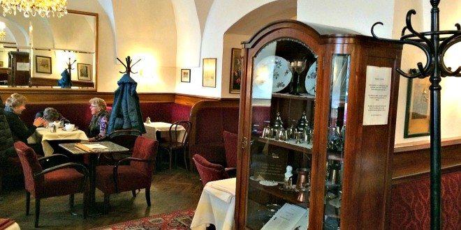Best Vienna Coffeehouses: Cafe Frauenhuber