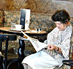 Vienna Culture: Cafe Eiles