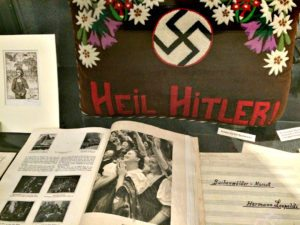 Vienna history:'Heil Hitler' objects at Vienna's Military Museum