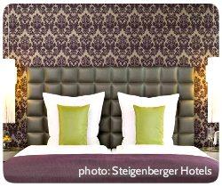 Hotels Vienna Austria: Hotel Steigenberger Herrenhof