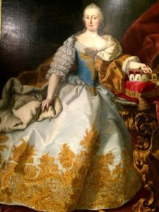 Vienna Museum: Empress Maria Theresia