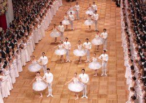 Vienna Opera Ball: ballet performance