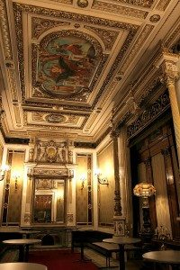 Vienna Opera House: Tea salon