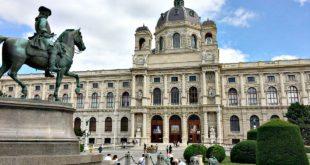 Vienna Pictures Landmarks: Museum of Fine Arts