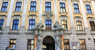 Vienna Pictures Palaces: Palais Kinsky