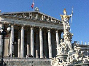 Vienna Sightseeing Top 10: Austrian Parliament
