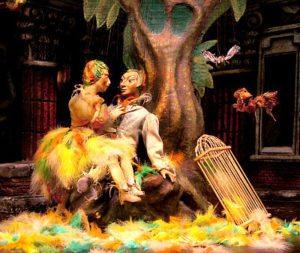 Vienna theatres: Marionette Theatre Schonbrunn