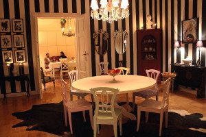 Things to do in Vienna February: private dining Mezzanin 7