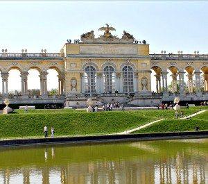 Schonbrunn Palace: Gloriette