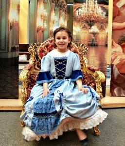 Schonbrunn Palace children's museum
