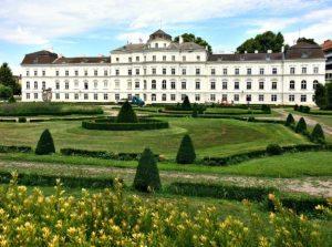 Baroque Gardens: Augarten Palace Vienna