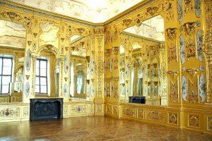 Belvedere Vienna's Gold Cabinet