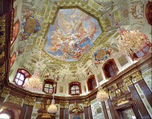 Belvedere Vienna's Marble Hall