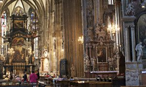 music tour Vienna: St. Stephen's Cathedral