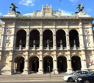 music tour Vienna: State Opera