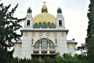 Otto Wagner Vienna: Church am Steinhof